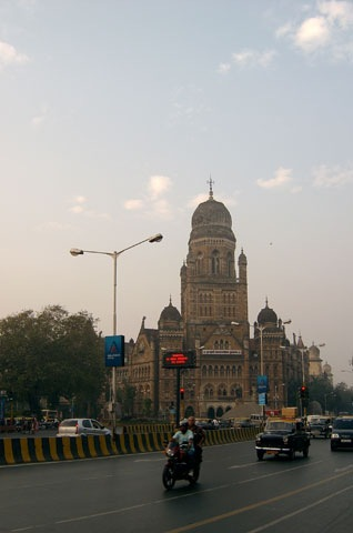 Mumbai-City-Hall