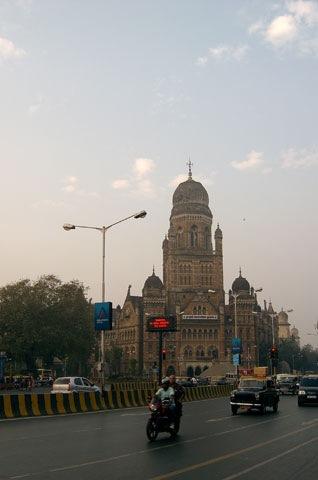 Mumbai-City-Hall